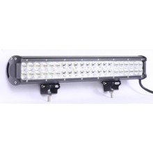 """LED балка двухрядная 126W, 20"""""""