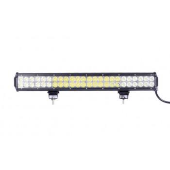 """Двухрядная LED балка 144W, 23"""""""
