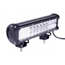 """Двухрядная LED фара 72W, 12"""""""