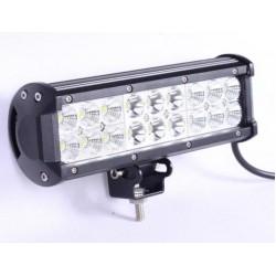 """Двухрядная LED фара 54W, 9,5"""""""