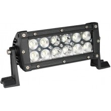 """LED балка двухрядная 36W, 7,5"""""""