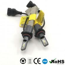 Комплект LED ламп головного света, A2-9006 (HB4)