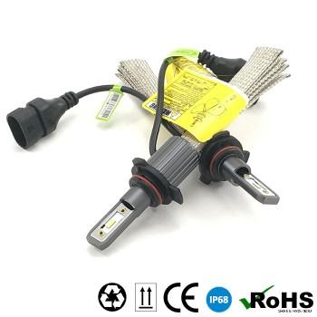 Комплект LED ламп головного света, A2-9012 (HIR2)