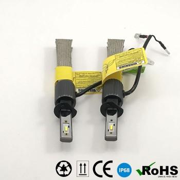 Комплект LED ламп головного света, A2-H1