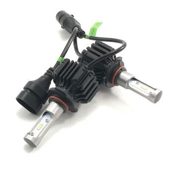 Комплект LED ламп головного света, S5-9005 (HB3)