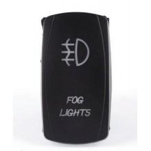 Клавиша FOG LIGHTS