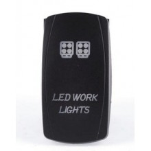 Клавиша LED WORK LIGHTS