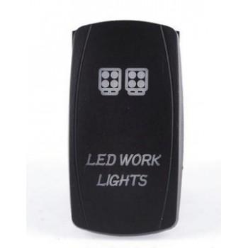 Клавиша LED WORK LIGHTS