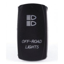 Клавиша OFF-ROAD LIGHT