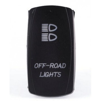 Клавиша OFF-ROAD LIGHT