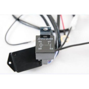 Комплект подключения 12V, беспроводной пульт