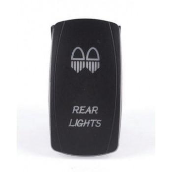 Клавиша REAR LIGHTS