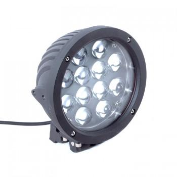 """LED фара, дальний свет, 7"""", 60W"""