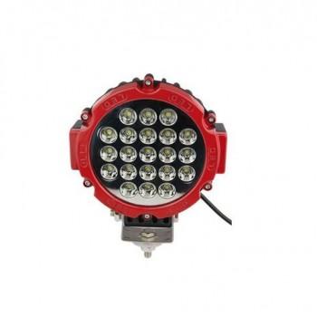 """LED фара, 63W, 7"""", дальний свет"""