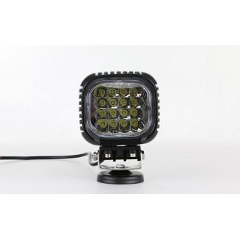 """LED фара, 48W, 5"""", дальний свет"""