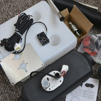Автономный воздушный отопитель (сухой фен) Belief Air D5 24В