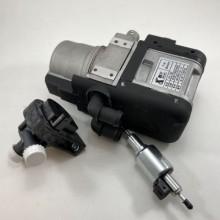 Автономный жидкостный подогреватель двигателя 5 кВт 12В
